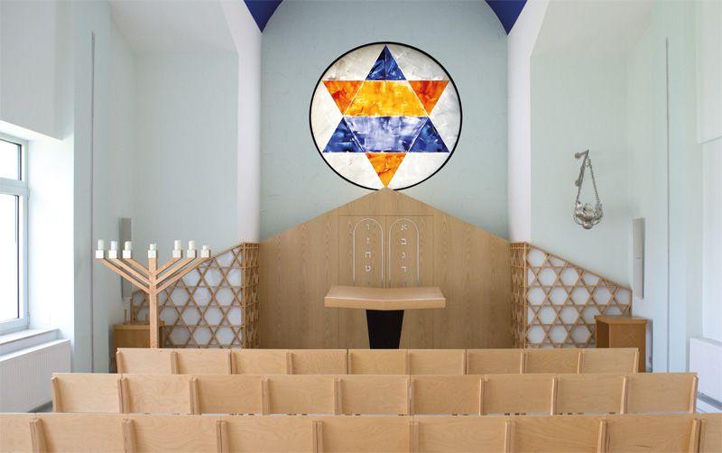 Synagogenbuch-Kleiner-Gebetsraum