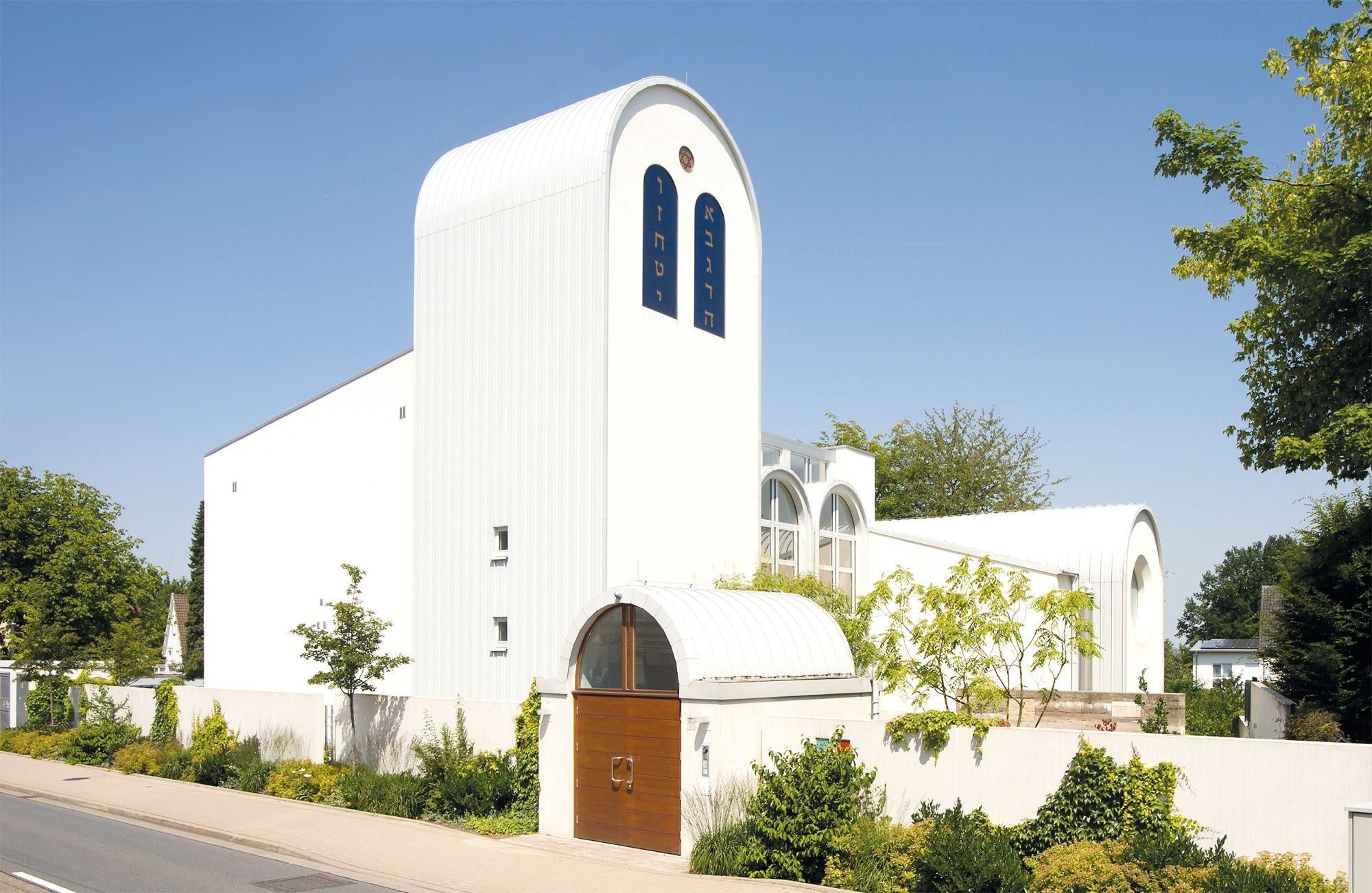 Projekt: Synagoge