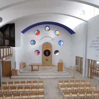 Synagoge - Innengestaltung
