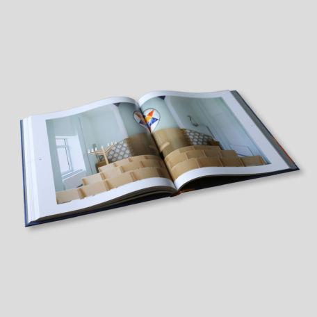 Werbeagentur mosaic - Buchgestaltung - Bildband Synagoge Beit Tikwa