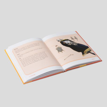 Buchgestaltung: Rosch Pina - Rachel - offen