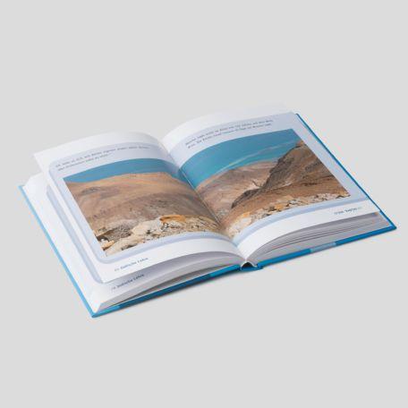 Buchgestaltung: Rosch Pina - Schai - offen